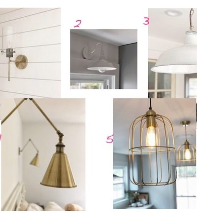 How to Pick the Perfect Light Fixture
