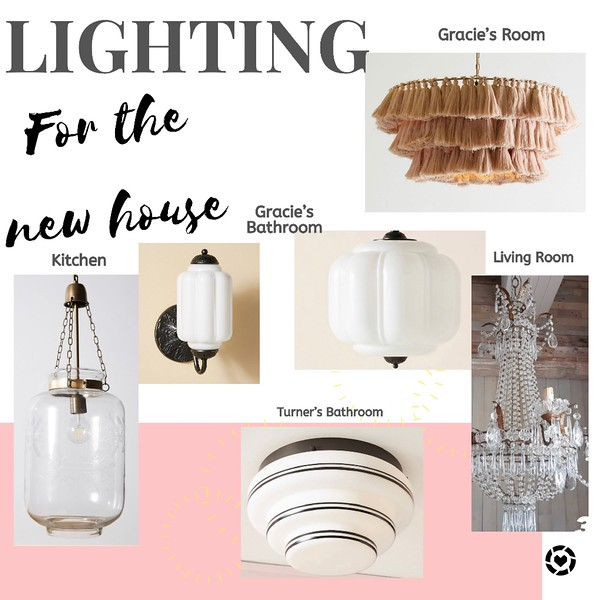 The Most gorgeous light fixtures
